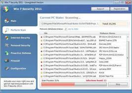 win 7 security 2011 virus removal instructions