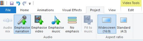 blurry windows movie maker video