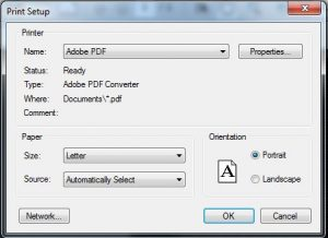select-adobe-pdf-from-printer