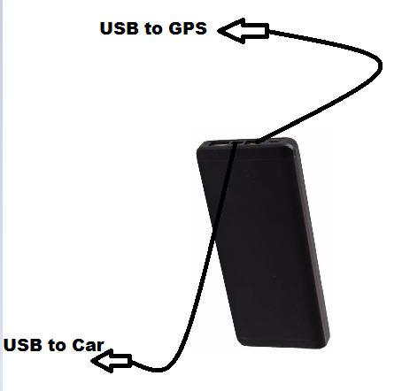 garmin gps not charging in car fix