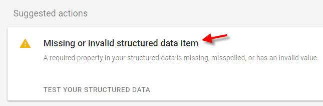 missing-invalid-structured-data-item