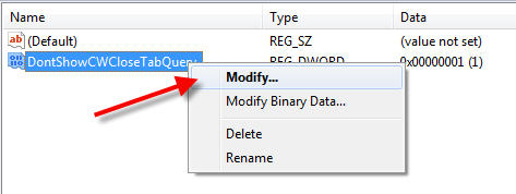 modify lync registry key