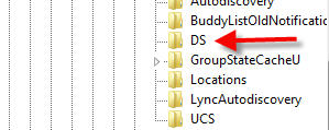 ds folder lync undo always close all tabs