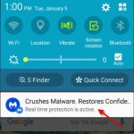 How to Remove Malwarebytes Real Time Protection Notification