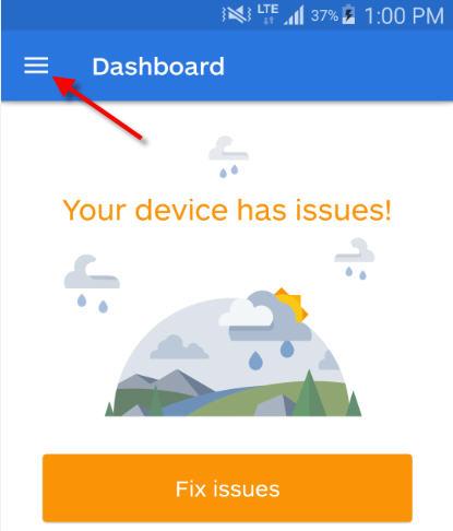 malwarebytes notification settings