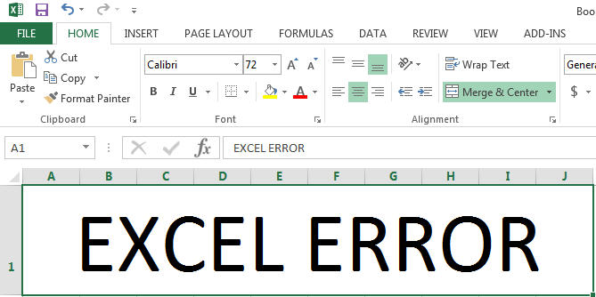 excel cannot open or save any more documents