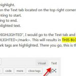How to Highlight Text in WordPress Blog Post