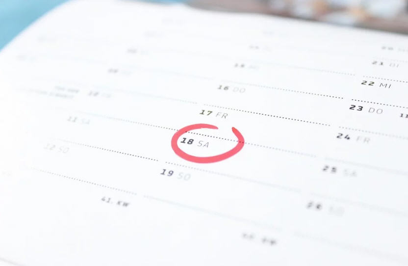 schedule publishing post at a later date