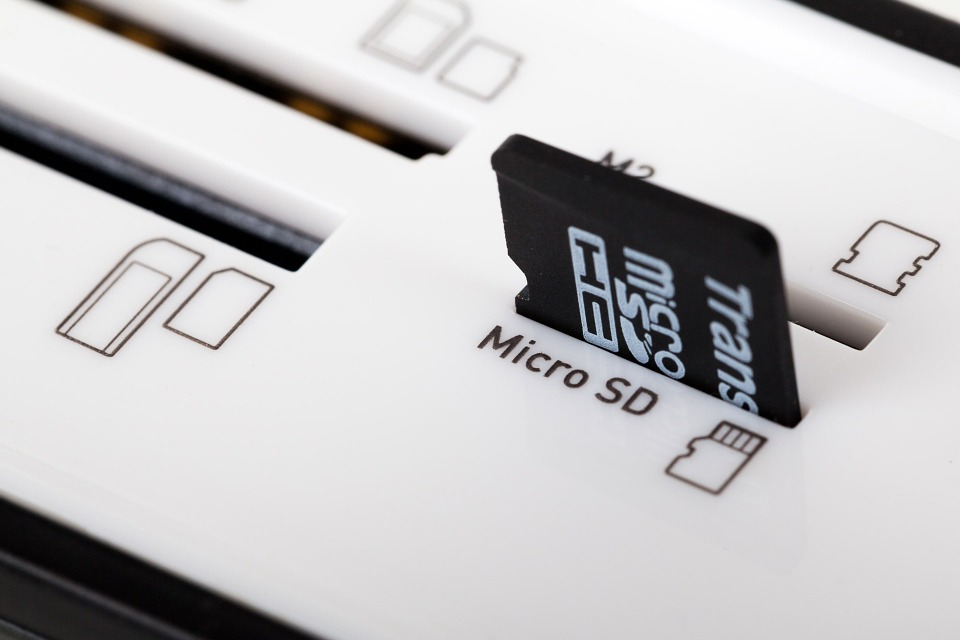 how to use microsd card as ram to speed up computer